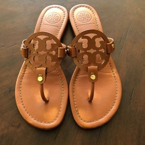 Tory Burch Miller sandals 8.5